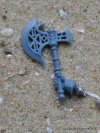 VULKITE BERZERKER HAND AXE RIGHT