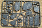 SHATTERED DOMINION LARGE BASE DETAIL SPRUE A