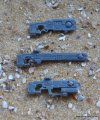 TAU FIRE WARRIOR ARM LESS WEAPONS X3