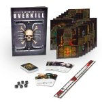 DEATHWATCH BOXED GAME BOARD/CARD/DICE ETC