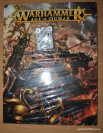 AGE OF SIGMAR RULES/DICE/BACKGROUND BOOK/WARSCROLLS