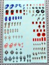 DARK ELDAR DECAL SHEET