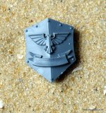 SPACE MARINE ASSAULT SQUAD SHIELD