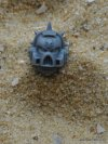 SPACE MARINE VANGUARD HELMET E