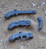TAU FIRE WARRIOR PULSE WEAPONS GROUP B