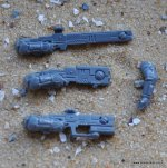 TAU FIRE WARRIOR PULSE WEAPONS GROUP A