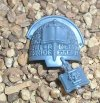 GREY KNIGHT TERMINATOR SHOULDER PAD B