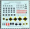 SPACE WOLF DECAL SHEET INFANTRY