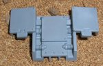 DREADNOUGHT TORSO TOP