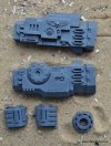 SPACE MARINE HUNTER/STALKER SKYSPEAR CANNON KIT