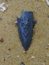 DARK ELVES DREADSPEAR SHIELD ARM