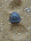 SPACE MARINE VANGUARD SHOULDER PAD H