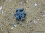 SPACE MARINE STERNGUARD BOLT PISTOL WITH SCOPE