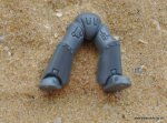 SPACE MARINE TACTICAL SQUAD MK6 LEGS (STUDDED)