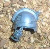 GREY KNIGHT TERMINATOR SHOULDER PAD I