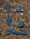 DARK ELF BLACK DRAGON RIDER DREAD LORD ACCESSORIES