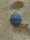SPACE MARINE VANGUARD SHOULDER PAD E