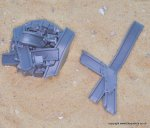 HERO BASE 40K 32MM GIRDERS
