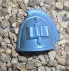 GREY KNIGHT MARINE SHOULDER PAD F