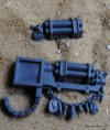 SPACE WOLVES VENERABLE DREAD ASSAULT CANNON