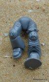 SPACE MARINE VANGUARD LEGS D