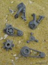 DWARF GYROBOMBER/GYROCOPTER CHAINS PARTS X6