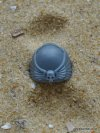 SPACE MARINE VANGUARD SHOULDER PAD F