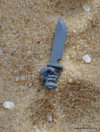SPACE MARINE TACTICAL SQUAD KNIFE HAND
