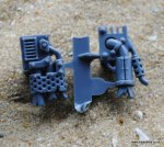 ORK FLASH GITZ EXHAUST X2 A