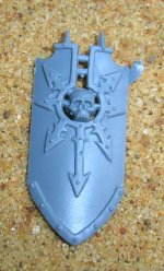 CHAOS KNIGHTS SHIELD C
