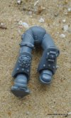 SPACE MARINE VANGUARD LEGS E