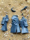 TEMPESTUS SCIONS PRIME GREAT COAT KIT