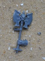 SKARR BLOODWRATH AXE LEFT