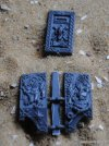 SPACE WOLVES VENERABLE DREAD BJORN TORSO ARMOUR