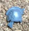 GREY KNIGHT TERMINATOR SHOULDER PAD H