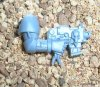 SPACE WOLF MARINE BOLT PISTOL ARM A RIGHT