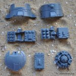 TAU FIRE WARRIOR TURRET
