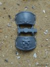 SPACE MARINE CENTURIANS SHOULDER PADS B