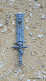 VARANGUARD KNIGHT ENSORCELLED BLADE A