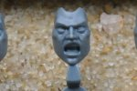BLOODBOWL ELF FACE MASK H