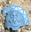 SPACE WOLVES: WOLF GUARD TERMINATOR SHOULDER PAD A