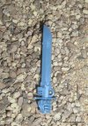 GREY KNIGHT TERMINATOR NEMESIS FALCHION LEFT