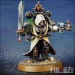 DEATHWATCH ZAMEON GYDREAL (DARK ANGEL)