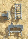 GOLIATH ROCKGRINDER LADDER AND RAILS