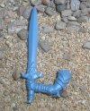 WOOD ELF GLADE GUARD SWORD ARM B