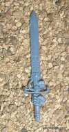 GREY KNIGHT TERMINATOR NEMESIS FORCE SWORD A