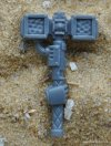 SPACE MARINE VANGUARD THUNDER HAMMER C