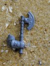 DWARF IRONBREAKERS/IRONDRAKE AXE ARM C