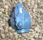 GREY KNIGHT MARINE REAR TORSO