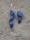 DARK ELVES EXECUTIONERS/BLACK GUARD ARMS X2